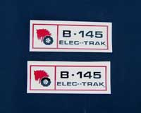 Side Panel Decal Set (B-145)